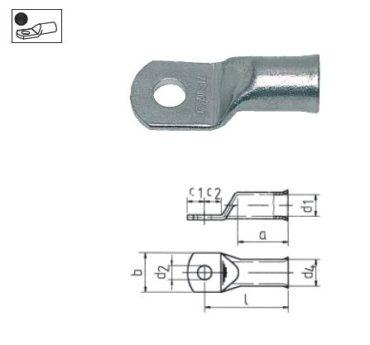 Трубчатые кабельные наконечники и соединительные гильзы для особогибких тонкопроволочных жил (VDE 0295 5-6 класс)