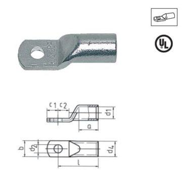 Трубчатые кабельные наконечники для подключения к клеммам коммутационных устройств