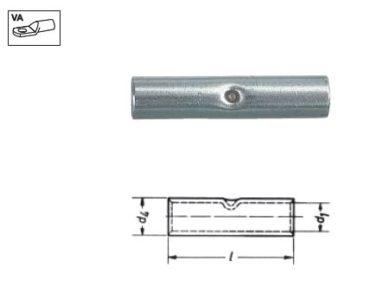Трубчатые кабельные наконечники и соединители из нержавеющей стали