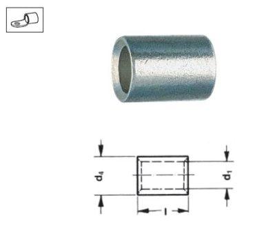 Соединительные гильзы по стандарту DIN 46341, часть 1