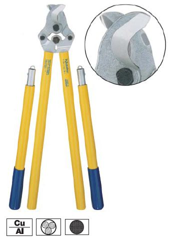 Механический инструмент для резки провода/кабеля