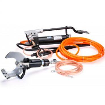 Ножницы гидравлические для резки силовых бронированных кабелей