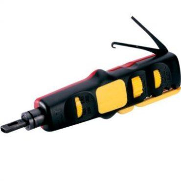 Инструмент для заделки кабеля в кросс