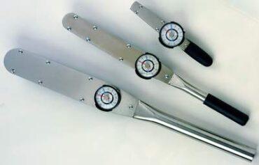 Ключи динамометрические со стрелочным индикатором